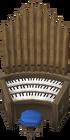 Church organ old