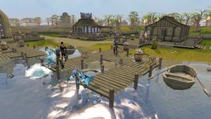 Fishing guild