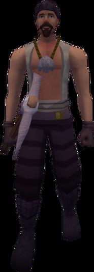 Mining instructor