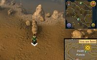 Trollheim enchanted key digspot