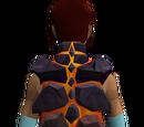 Enhanced fire cape