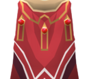 Hooded completionist cape