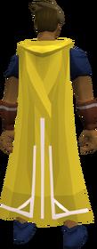 Milestone cape (30) equipped