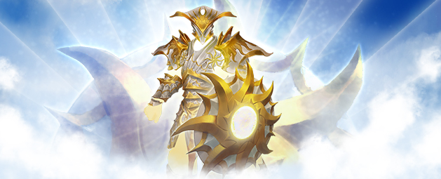 Sunfury Armour update post header