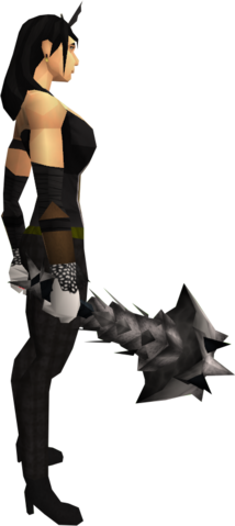 File:Drygore mace (Third Age) equipped.png