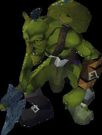 Goblin Maitre d'