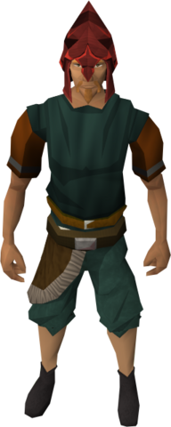 File:Blood'n'tar snelm (pointed) equipped.png