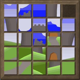 Castle puzzle unsolved