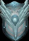 Sir Owen Sonde's shield detail