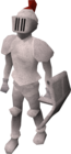White armour old