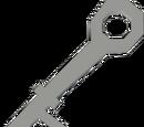 Bone key (Shilo Village)