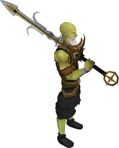 File:Lucky Saradomin godsword equipped.png