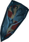 Rune shield (h4) detail