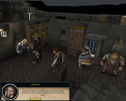 Dwarven Library key thief