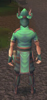 Fletchers outfit male back news image