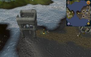 Scan clue Fremennik Isles east of Jatizo guard tower