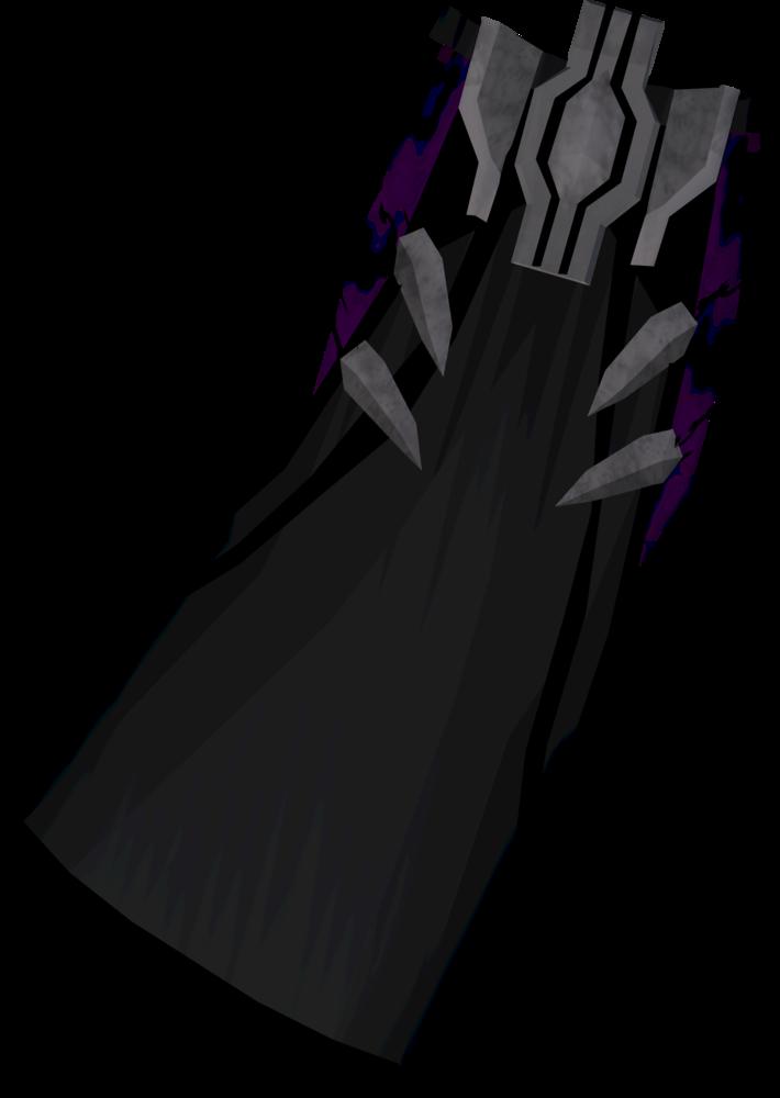 Ahrim's robe skirt 0