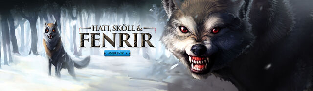 File:Hati, Skoll and Fenrir head banner.jpg