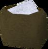 Bag of salt detail