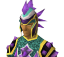 Dragonstone armour