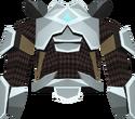 Gorgonite chainbody detail