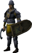 Guard (River of Blood) armed