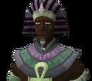 Pharaoh's ankh