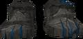 Sapphire golem boots detail