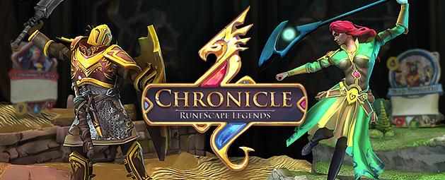 Chronicle Closed Beta update post header