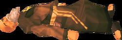 Dead monk (Mazcab, freed)