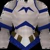 Saradomin robe top detail