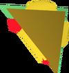 Triangle sandwich detail