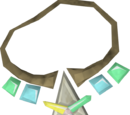 Arcane stream necklace