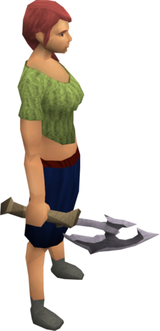 File:Fractite battleaxe equipped.png