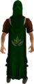 Herblore cape equipped
