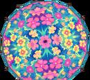 Kauai parasol