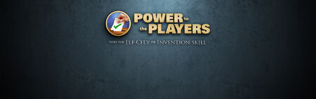 Power to the Players 2 banner