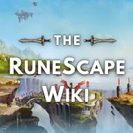Het logo van de Nederlandse RuneScape Wiki