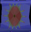 Poisonous blast scroll detail