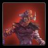 Lesser demonflesh armour icon (female)