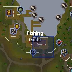 Master fisher location