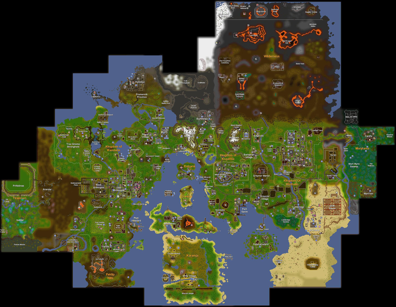world map history runescape wiki fandom powered by wikia