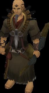 Dragon-hunter archer