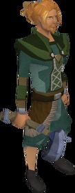 Katagon warhammer equipped