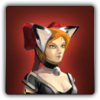 Shadow Cat outfit icon (female)