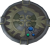 Augmented Linza's shield detail