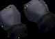 Fractite gauntlets detail