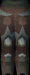 Platelegs (class 2) detail