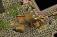 Decaying avatar death