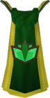 Herblore cape (t) detail old